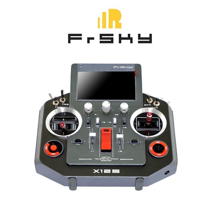 Horus X12S Frsky 16CH Telemetria de Controle Remoto com Caixa De Alumínio Completa Real-tempo de Registro de Dados GPS Embutido & 6-axis sensores