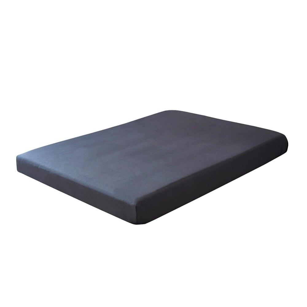 Battilo sábana bajera de poliéster mantenimiento fácil Extra profundo equipado sábana doble/completo/Queen/King Size