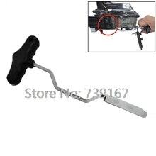 Outil de levier dassemblage de moteur de voiture DSG T10407 pour VAG VW Audi Golf Passat 7 vitesses boîte de vitesses de changement de vitesse outil de Garage de réparation automatique ST0251