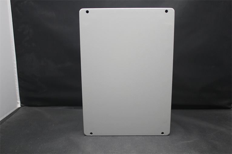 صندوق ألومنيوم مقاوم للماء 260*185*96 مللي متر ، ملف ألومنيوم ، صندوق بثق من الألومنيوم