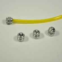 2 adet RC yakıt deposu parçaları yakıt borusu stoper yağı konektörü için 5*3 yakıt borusu