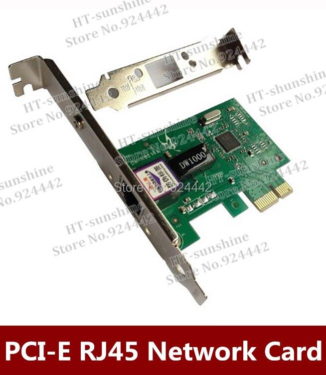 Alta calidad 1 unids/lote R8211 rápido Ethernet casa tarjeta de red de...