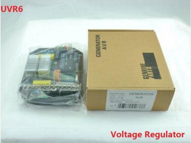 UVR6 AVR para o Gerador Regulador Automático de Tensão