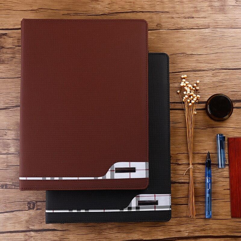 A4 carpeta folio bolsa de documento breve caso organizador de negocios financieros para suministros de oficina manual carpetas 1169