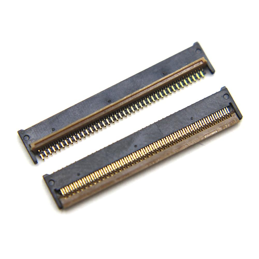 2 шт./лот сенсорный дигитайзер экран FPC Разъем для Samsung Galaxy Tab 3 10,1 P5200/P5201/P5210/P5220/P5221 80pin 80 pin