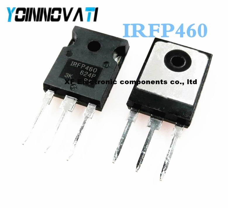 50pcs/lot IRFP460 MOSFE 500V 20A TO-247 IC best quality