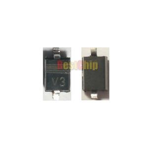 10pcs/lot for iPad 2 3 4 mini dark screen backlight IC D8228 boost diode V3