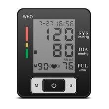 Moniteur de pression artérielle numérique électrique   Écran LCD, processeur automatique, battement cardiaque, Machine de mesure