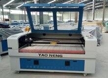 1410 100W Auto Feeder Co2 Fabric Laser Cutting Machine Fabric Laser Cutter