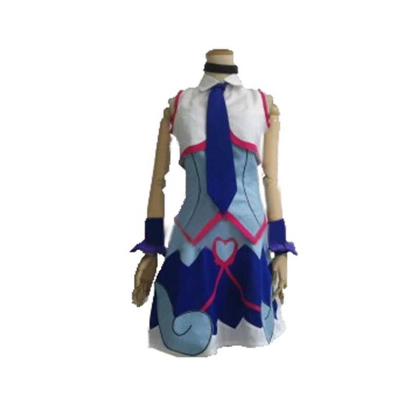 يو غي أوه! ملابس تنكرية من vrains Yu Gi Oh Zaizen Aoi بجوارب 11