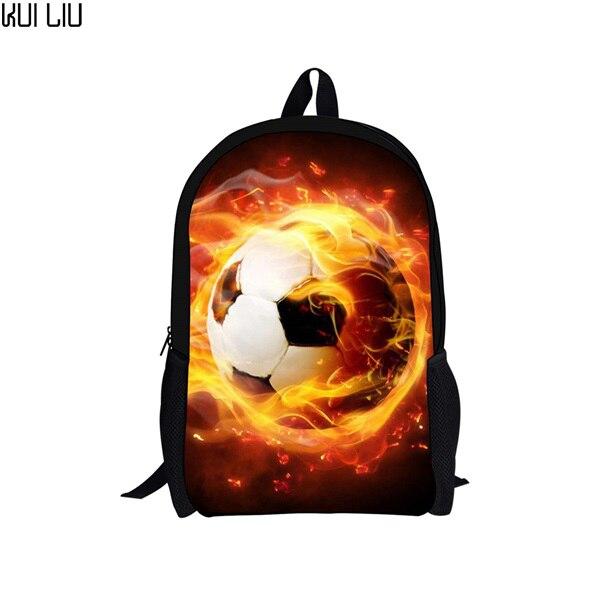 Bolsa de escuela para niño con estampado de bola de sol personalizada, mochila para estudiantes de primaria, mochila para niños