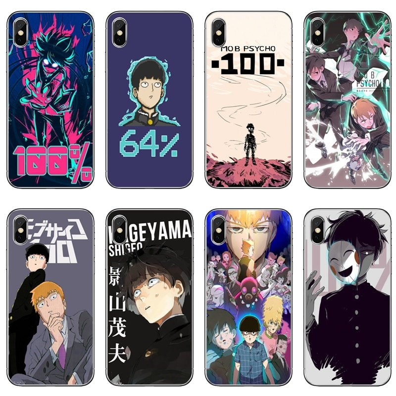 La mafia psicópata 100 Anime para Huawei Mate 20 10 lite pro 9 8 Y9 Y7 Y6 primer 2018 de 2019 nova funda de teléfono suave 3i