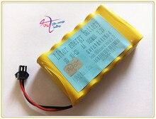 Litowa bateria energetyczna 7.2 v 900 mah bateria aa nicd baterie pack ni cd akumulator dla RC model łodzi samochód elektryczny zabawki zbiornik