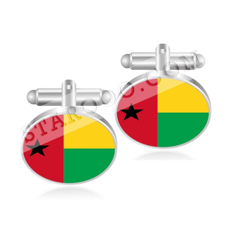 Guiné-bissau Guiana Haiti Honduras Hong Kong Hungria Bandeira Abotoaduras