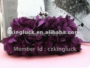 2015 Sale Freeshipping Day Clutches Casual Flowers Solid Small(20-30cm) & Silt Pocket Handbag Hot Style of Flower Weddding Bag