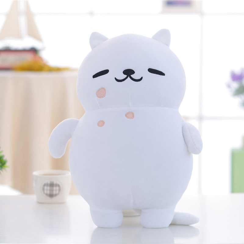 Мягкая плюшевая игрушка Neko Atsume для детей, 22 см