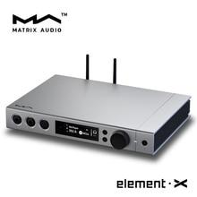 Matrix Element X ES9038PRO/ES9311/Femtosecond Clock MQA DAC Pre-amp Headphone Amplifier