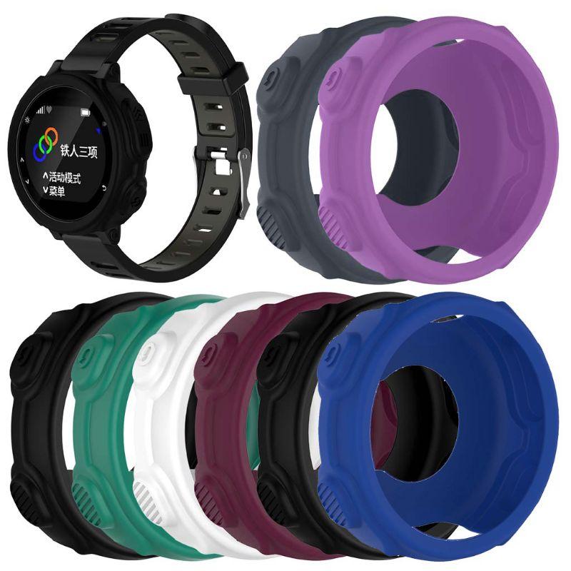 Funda protectora inteligente de silicona para relojes Garmin forerunner 235, accesorios para relojes deportivos 735XT, 1 unidad
