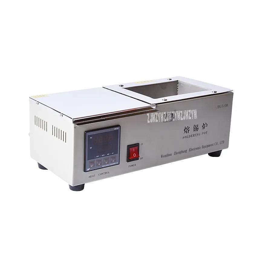 1 PC הלחמה סיר ZB1510B/D תצוגה דיגיטלית 600 W 150*100*70mm לספוג הלחמה מכונת הלחמה פח תנור