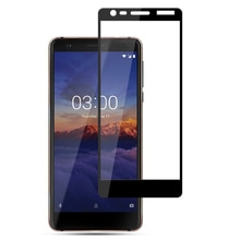 3D Tempered Glass For Nokia 3.1 Full Cover 9H Protective film Screen Protector For TA-1049 TA-1057 T
