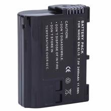 Alta calidad EN-EL15 batería ENEL15 es EL15 decodificado batería para Nikon DSLR D600 D610 D800 D800E D810 D7000 D7100 D7200 V1 Cámara