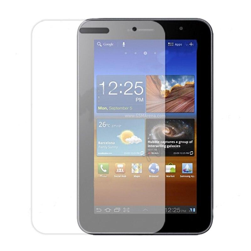 1 Uds HD protector caso protector de pantalla de película para Samsung Galaxy Tab 7,0 Plus P6200