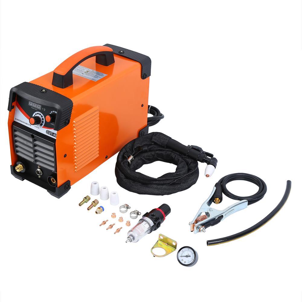 Cortadora de PLASMA Digital Yonntech cortadora 40 HF inversor cortador de hasta 10 mm