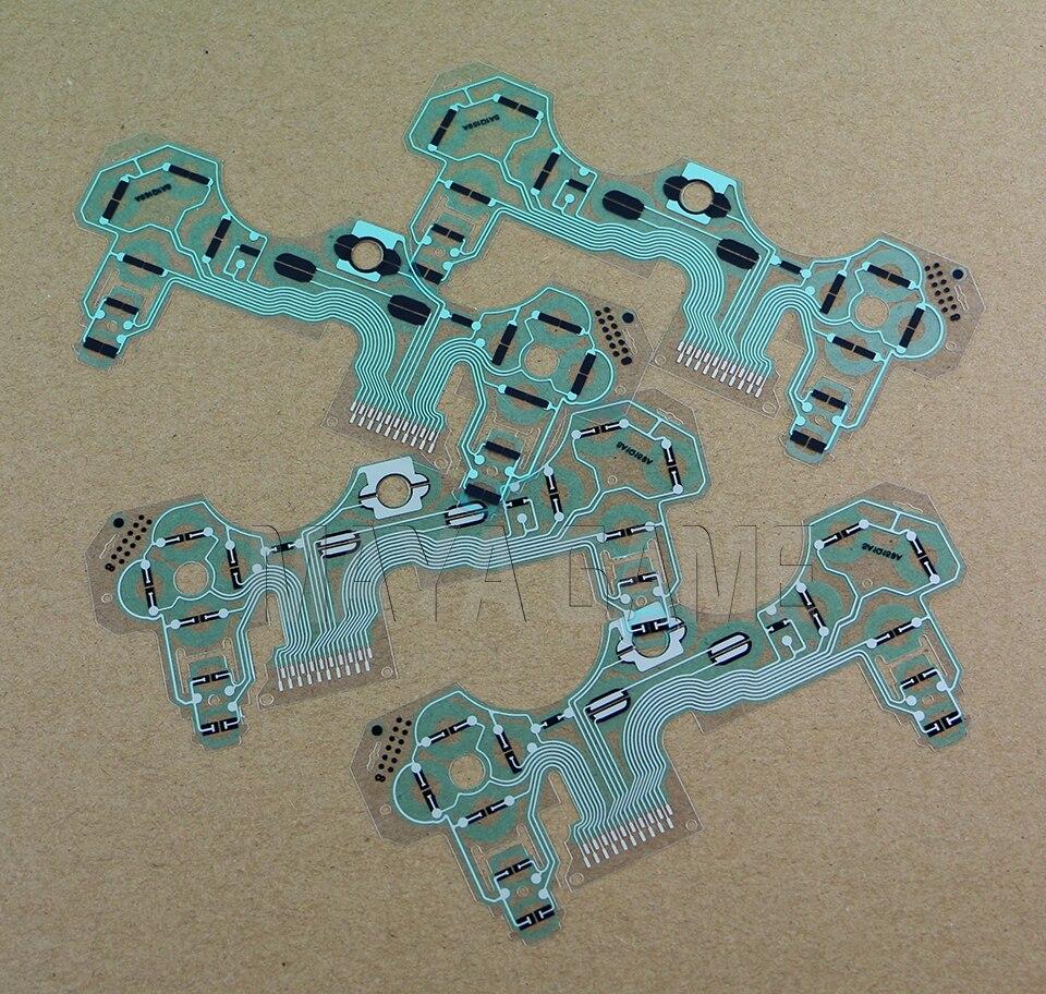 120 قطعة/الوحدة SA1Q159A موصل إجراء السينمائي لوحة المفاتيح الكابلات المرنة ل PS3 تحكم PCB الدائرة زر الشريط