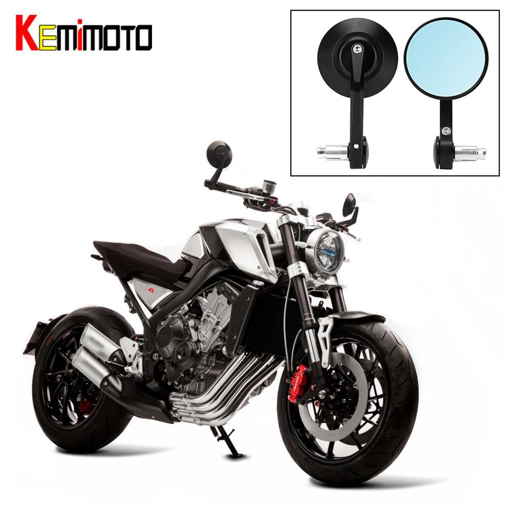 Для BMW R NineT скремблер для Kawasaki W800 для HL Forty-Eight для Ducati скремблер зеркало заднего вида аксессуары для мотоциклов ATV