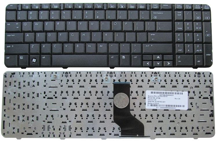 Teclado de laptop suíço eua, para hp g60 g60t cq60z CQ60-116TX CQ60-114TX CQ60-113TUCQ60 CQ60-100-CQ60-200 300 layout us sw