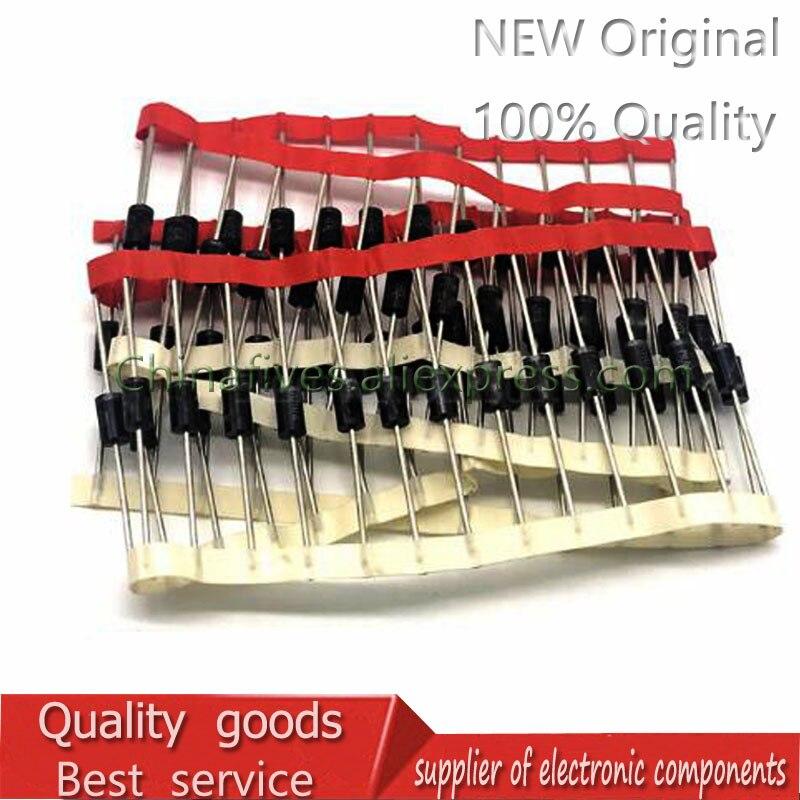 10 pçs/lote novo 10sq100 10sq050 schottky retificadores diodo para painel solar