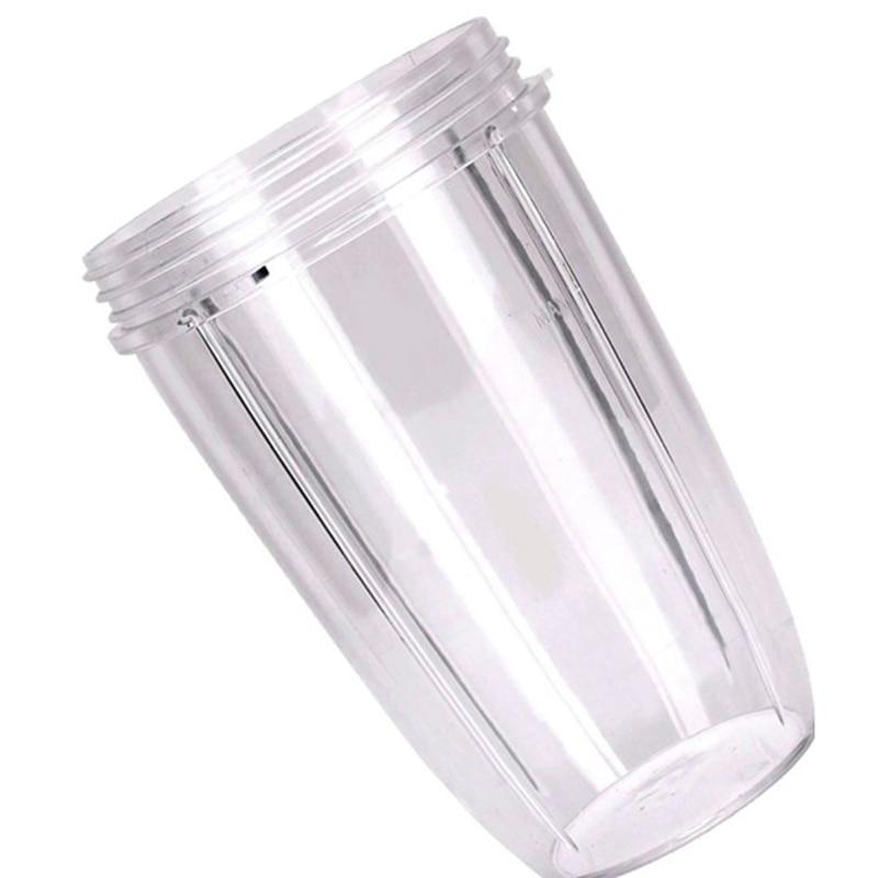 ¡Producto en oferta! Vaso exprimidor TOD, taza de repuesto transparente para Nutribullet Nutri exprimidor 32Oz, piezas de repuesto de copa 32Oz