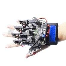 Open Source Somatosensoriale Guanto Indossabile Meccanico Guanto/Esoscheletro Somatosensoriale Controllo/Robot Arduino Controller