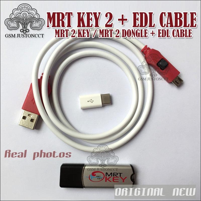 Nuevo MRT KEY 2/mrt tool 2 box/mrt 2 dongle y cable edl...
