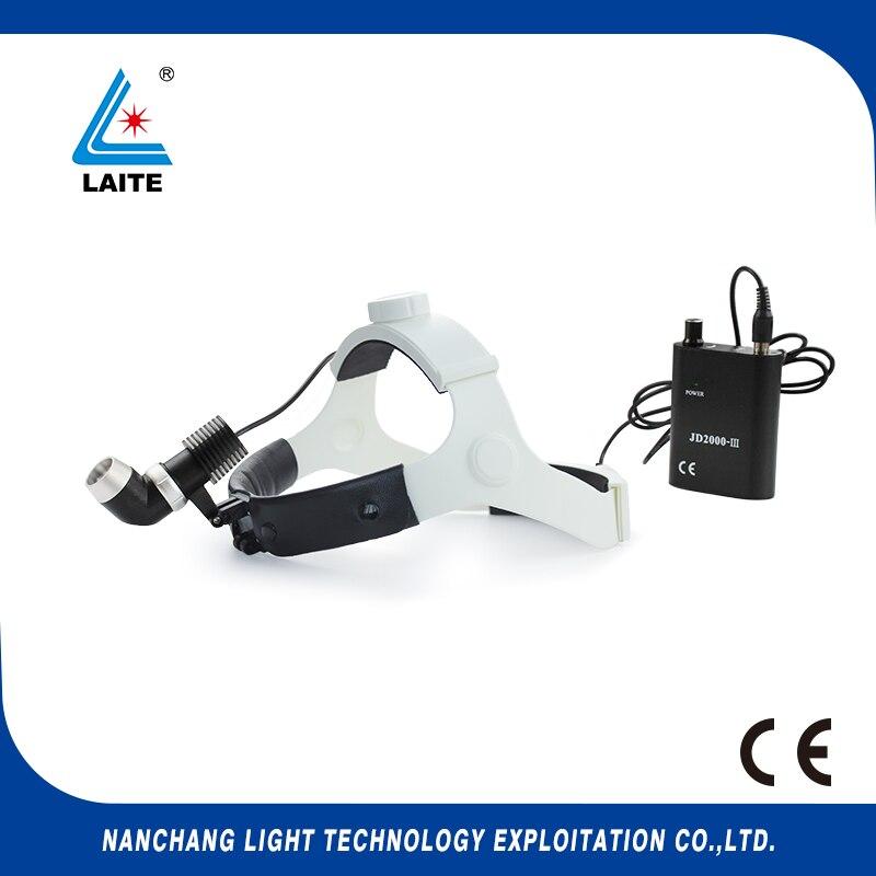 LED headlamp 5w ENT dentistry surgery verterinaty high power Headlight free shipping-1set