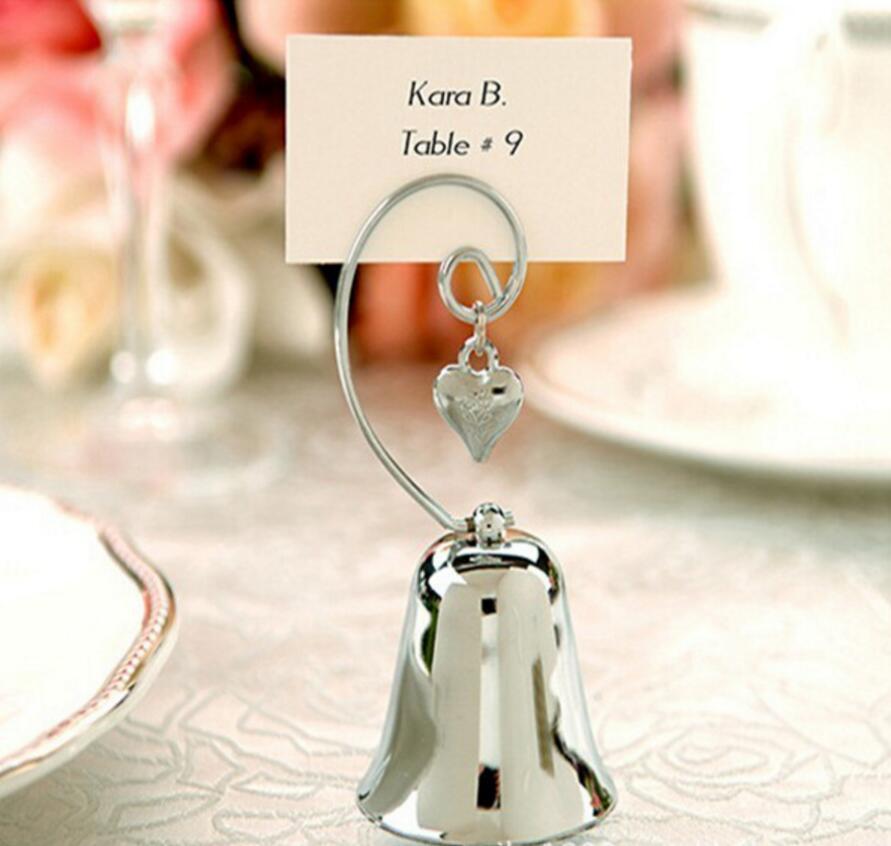 12 Uds. Banderín de plata con forma de corazón, nombre, número, mesa de menú, lugar, tarjetero, Clip para boda, fiesta de bienvenida al bebé Recepción de fiesta Favor