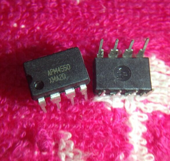 Envío Gratis 50 unids/lote APM4550 4550 DIP-8 mejor calidad ic