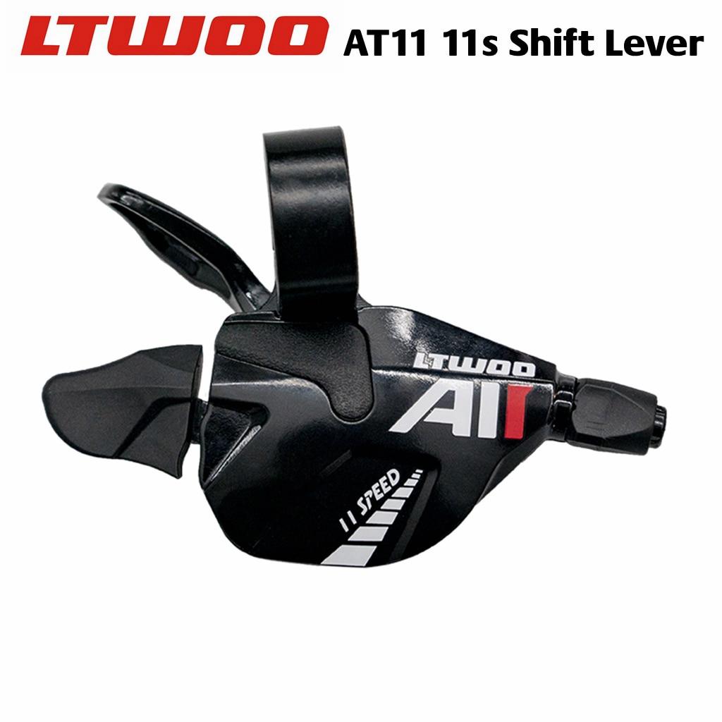 Gatillo cambiador de velocidad LTWOO AT11 1x11 para MTB, Compatible con palanca de cambio M9000 / M8000 / M7000 12s