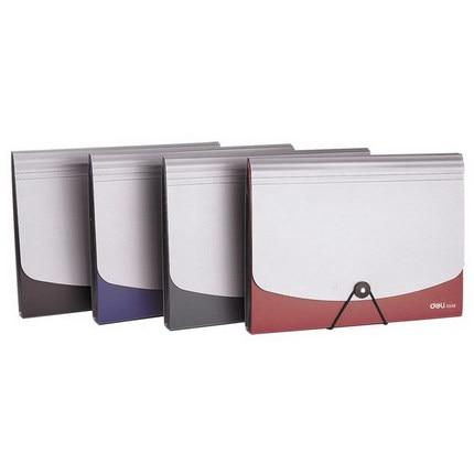 Business Portable File Case Book Expanding Wallet File Case A4 File Bag Document Presentation Company Promoiton File Organizer