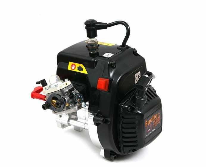 Fuelie High Powerful 35cc Engine For 1 5 Scale Car Baja Hpi Baja 5b 5t 5sc Losi 5ive T Mcd Losi 5ive T Baja 5bbaja 5t Aliexpress