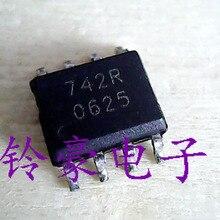 Nowy oryginalny łaty IC 742R BSP742R inteligentny, przełącznik zasilania układu pakiet SOP-8