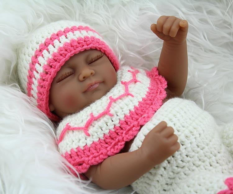 12 polegadas de corpo inteiro silicone reborn bebê bonecas para venda reborn sono realista artesanal bebê meninas com acessórios roupas