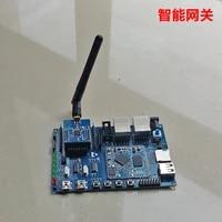 for cc2530mt7620 development board wifi gateway module zigbee internet of things cloud control super rt5350