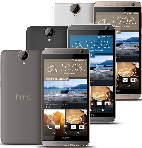 """מקורי סמארטפון HTC אחד E9 E9 + E9 בתוספת E9pw כפולה ה-SIM אוקטה Core 2 GB 16 GB 3GB32GB אנדרואיד טלפון 4G LTE 5.5 """"13MP מצלמה נייד"""