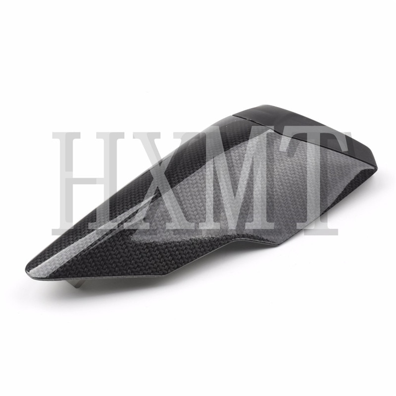 Para Ducati 1299 1299S Panigale 959 2015 2016 2017 2018 2019 2020 cubierta de asiento trasero de motocicleta Pillion Solo paneles traseros