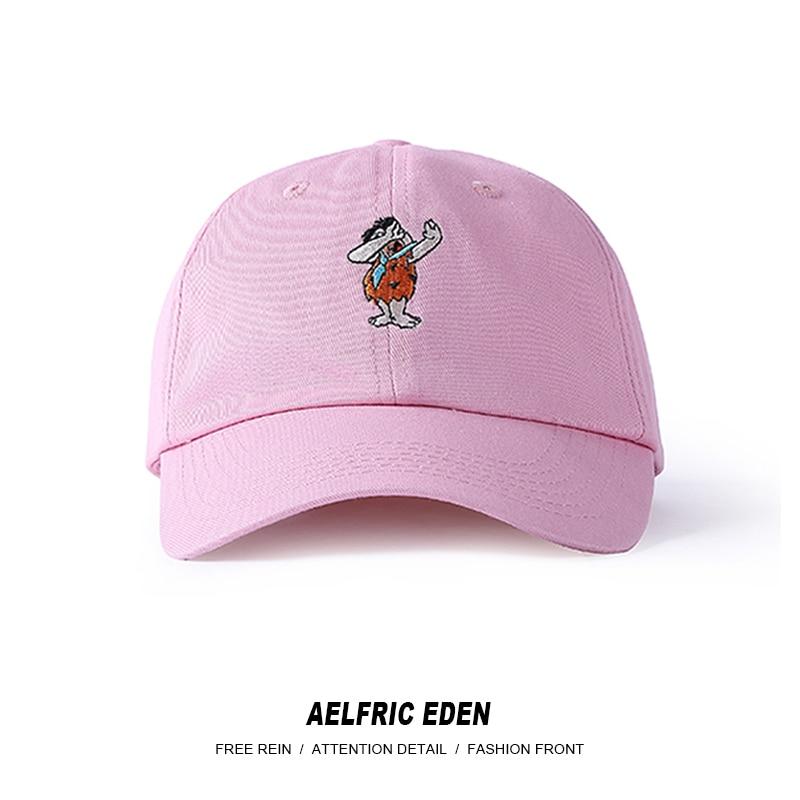Gorras de béisbol con bordado de animales Aelfric Eden para hombre y mujer, gorras de moda de estilo Hip Hop, gorra ajustable de verano para Calle UP08