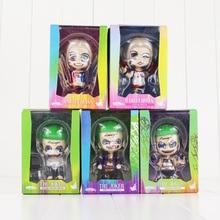 Escouade Suicide Boomerang Batman Joker Harley Quinn Deadshot Rick Katana figurine en vinyle à collectionner modèle jouets 5 Styles