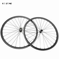 27 5er mtb disc wheels xcam 37x24mm tubeless mountain bike wheel with novatec d411sb d412sb 100x15 142x12 650b carbon wheelset