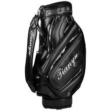 Waterdichte Complete Golf Set Stand Bag Mens Anti-Wrijving Golf Caddy Zak Golfkar Tas Personeel Golf Pakket A7067