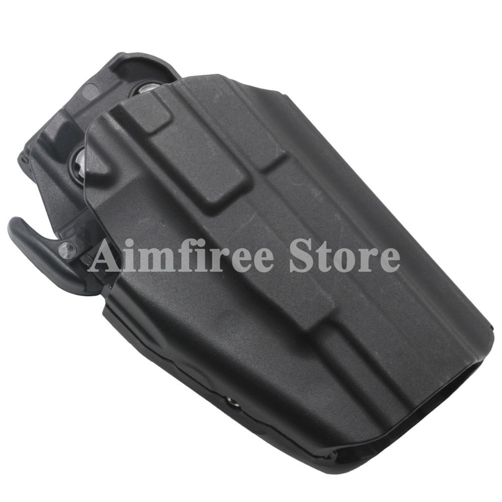 Cartuchera de mano derecha táctica Gls Pro-Fit cartuchera Paddle WALTHER PPQ M2 9/40 puede encajar 1911 100 más tipo de pistola